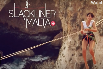 Slacklining Competition To Be Held In Malta For The First Time Ever