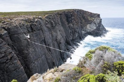 Slacklining for Mental focus