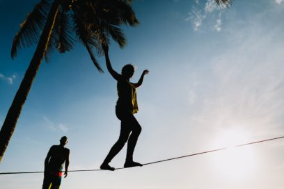 Why You Should You Try Slacklining